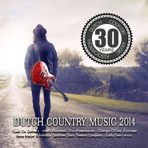 Cover Dutch Country Music 2014