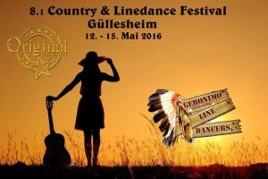 9e Country & Linedancefestival in Güllesheim (D) @ Raiffeisenhalle | Güllesheim | Rheinland-Pfalz | Duitsland