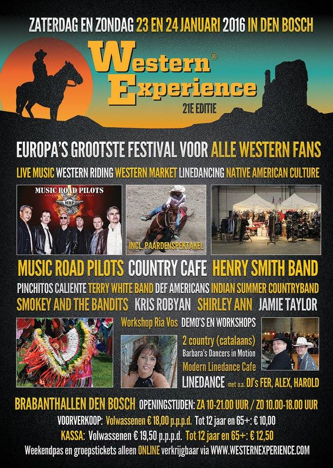 Western Experience @ Brabanthallen Den Bosch | 's-Hertogenbosch | Noord-Brabant | Netherlands